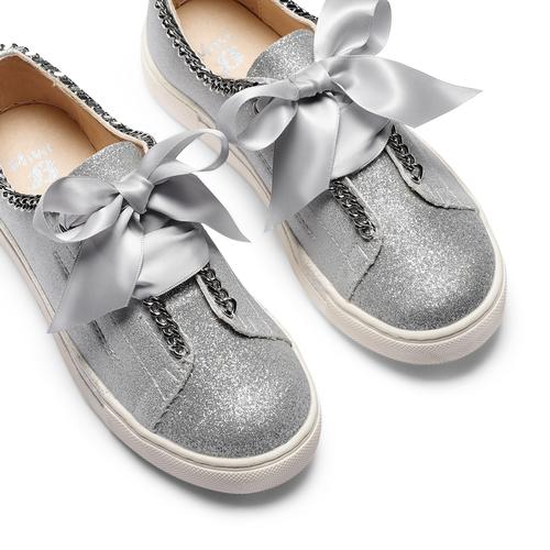 Sneakers senza lacci da bambina mini-b, 321-2307 - 26