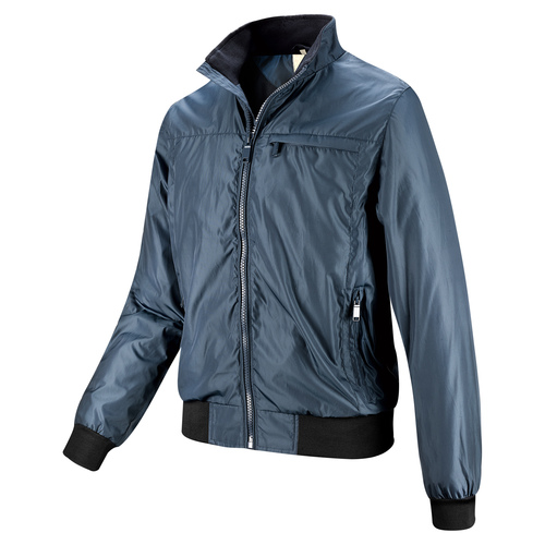 Bomber con tasche bata, blu, 979-9119 - 16