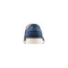 Mocassini in suede bata, blu, 813-9113 - 15