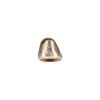 Mocassini eleganti da donna bata, oro, 514-8170 - 15