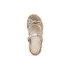 Ballerine da bimba con fiocco mini-b, oro, 229-8103 - 17