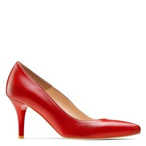 Pumps da donna insolia, rosso, 724-5195 - 13