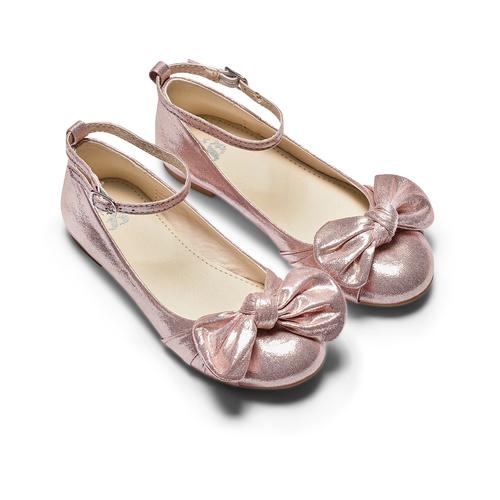 Ballerine con fiocco mini-b, rosa, 329-5227 - 16