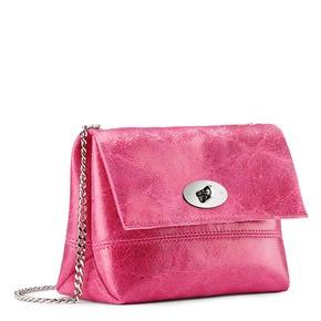 Minibag in pelle bata, rosa, 964-5249 - 13