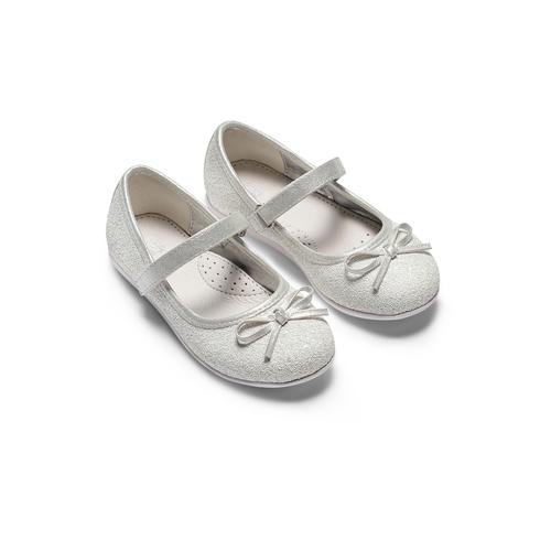 Ballerine da bambina mini-b, argento, 229-1103 - 16