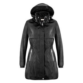 Giacca da donna con cappuccio bata, nero, 979-6178 - 13