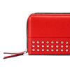 Portafoglio in similpelle bata, rosso, 941-5170 - 15