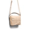 Hobo bag in pelle bata, beige, 964-1121 - 17