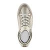 Sneakers alte da uomo bata, bianco, 841-1406 - 17