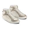 Sneakers alte da uomo bata, bianco, 841-1406 - 16