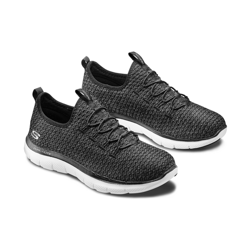 Skechers Flex Apperal skechers, nero, 509-6993 - 16
