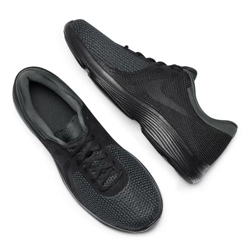 Nike Revolution 4 nike, nero, 809-6651 - 26