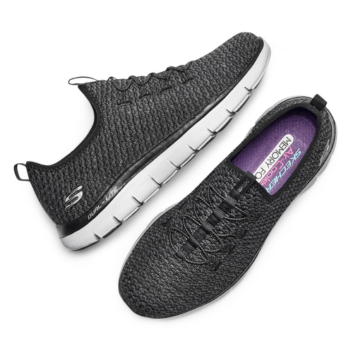 Skechers Flex Apperal skechers, nero, 509-6993 - 26