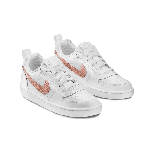 Nike Court Borough Low nike, bianco, 401-1503 - 16
