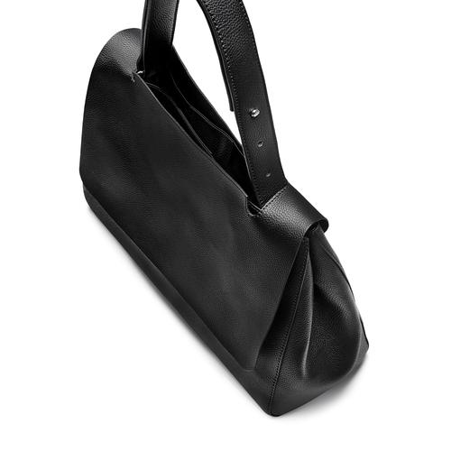Borsa a spalla bata, nero, 961-6303 - 17