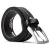 Cintura da uomo bata, nero, 959-6330 - 26
