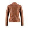 Giubbotto da donna con trafori bata, marrone, 971-3202 - 26