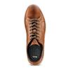 Sneakers da uomo bata, marrone, 844-3137 - 17