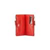 Portafoglio da donna bata, rosso, 941-5168 - 16