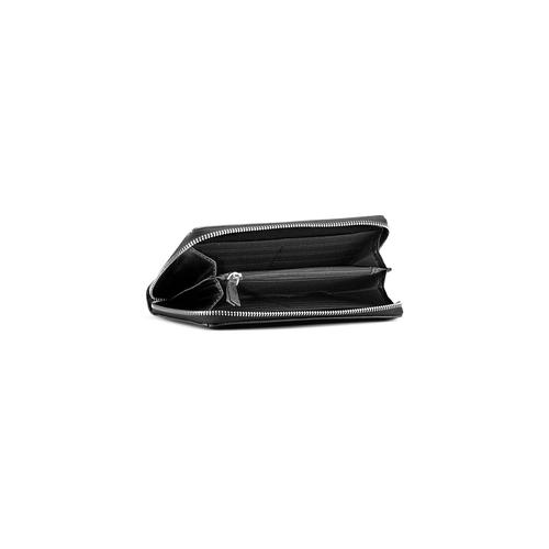Portafoglio da donna bata, nero, 941-6164 - 16