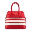 Borsa a spalla da donna bata, rosso, 961-5387 - 26