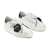 Sneakers senza lacci bata, bianco, 544-1374 - 16