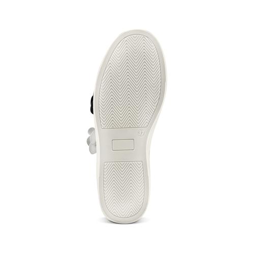 Sneakers senza lacci bata, bianco, 544-1374 - 19