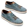 Sneakers casual  bata, blu, 849-9346 - 26