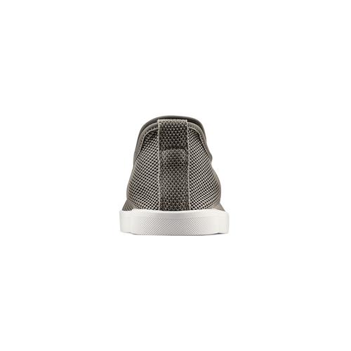 Slip on da uomo bata-rl, grigio, 839-2144 - 15
