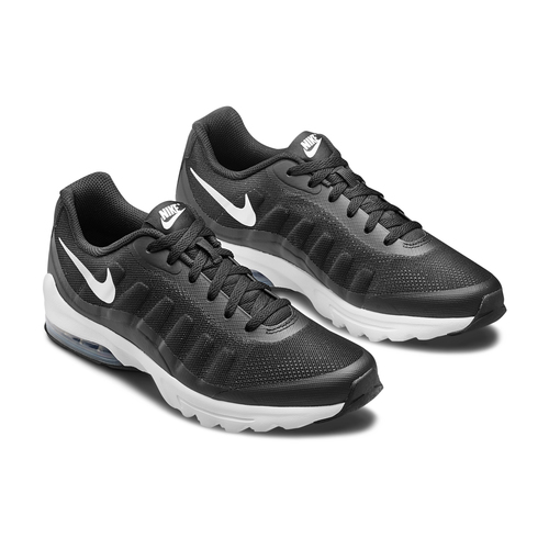 Nike Air Max Invigor nike, nero, 809-6841 - 16