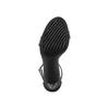 Sandali con tacco alto bata-rl, nero, 761-6335 - 19