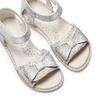 Sandali da bambina mini-b, argento, 261-1117 - 26