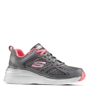 Skechers fashion fit skechers, grigio, 509-1321 - 13