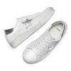 Sneakers con stella bata, bianco, 541-1376 - 26