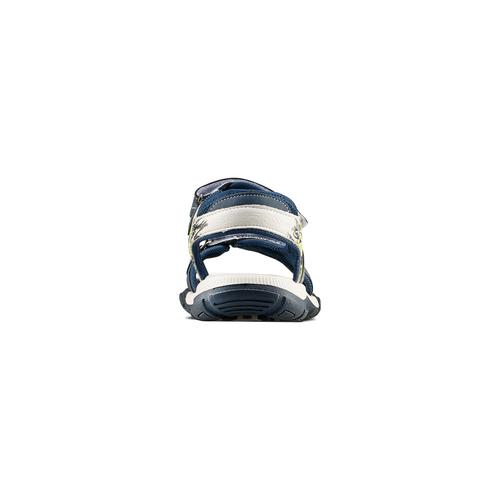 Sandali da bimbo mini-b, blu, 361-9239 - 15