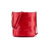 Borsa a secchiello bata, rosso, 961-5233 - 26