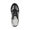 Sneakers Casual bata, nero, 523-6459 - 17