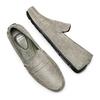 Mocassini in suede bata, grigio, 853-2171 - 26