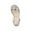 Sandali con strass mini-b, argento, 361-1236 - 17