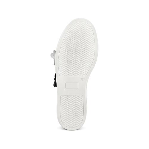 Sneakers senza lacci bata, nero, 544-6374 - 19