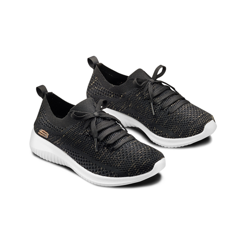 Skechers Ultra Flash Salutations skechers, nero, 509-6992 - 16