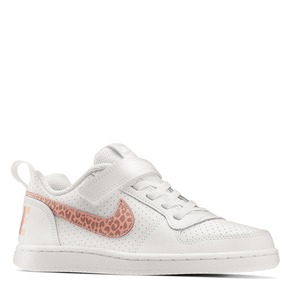 Nike Court Borough Low nike, bianco, 301-5154 - 13