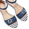 Sandali da donna insolia, blu, 569-9277 - 26