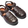 Sandali da uomo bata-comfit, marrone, 864-4126 - 26