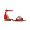 Sandali con cinturino bata, rosso, 569-5208 - 13