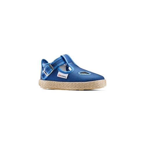 Sandali Superga superga, blu, 169-9139 - 13