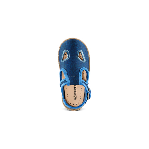 Sandali Superga superga, blu, 169-9139 - 17
