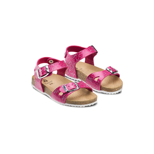 Sandali con stampa gelati mini-b, rosa, 261-5209 - 16