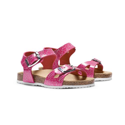 Sandali con stampa gelati mini-b, rosa, 261-5209 - 26