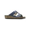 Ciabatte Comfit bata-comfit, blu, 574-9438 - 13